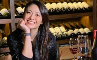 Our students in the spotlight: 5 Minutes with Bernice Liu